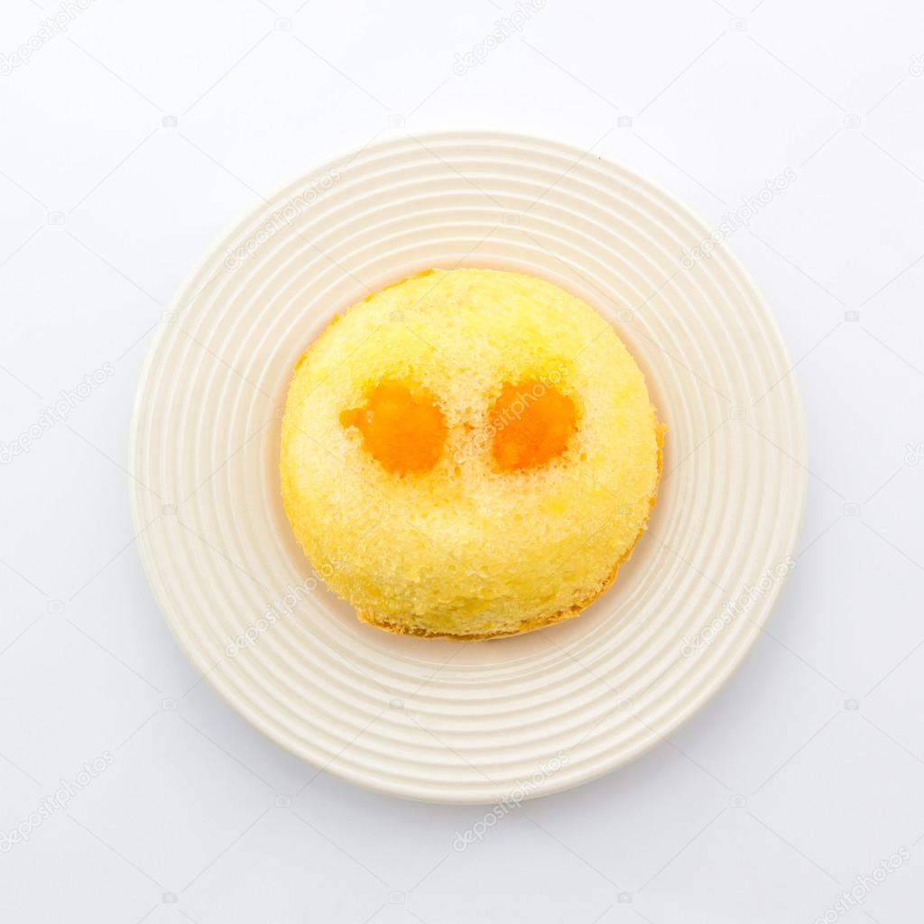 Dessert Thaï Ancienne Recette De Gâteau Doeufs Photographie