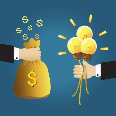 Money and idea