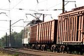 Fotografie Güterzug