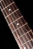 elektromos gitár fretboard