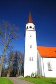 Fotografie alte Luthetan Kirche in Sigulda, Lettland