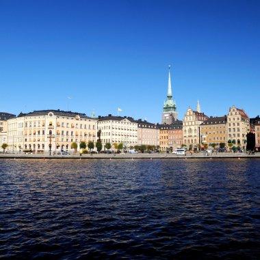 Gamla stan - old city part of Stockholm