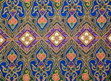 Beautiful Indonesia Floral Batik Patterns & Motifs