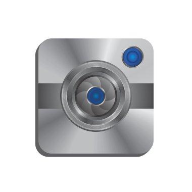 Media interface camera device