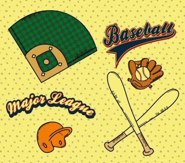 Label baseball