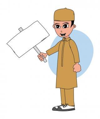 Muslim guy
