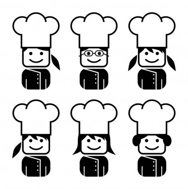 Chef avatar collection