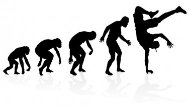 Evolution of the B-boy Dancer