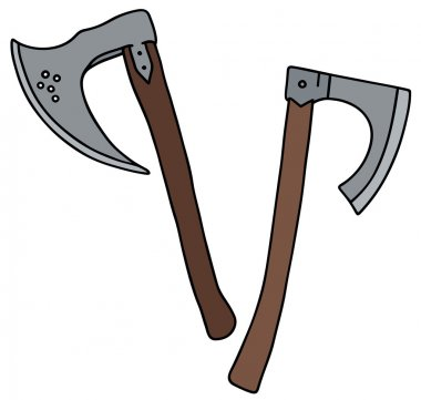 Ketch axes