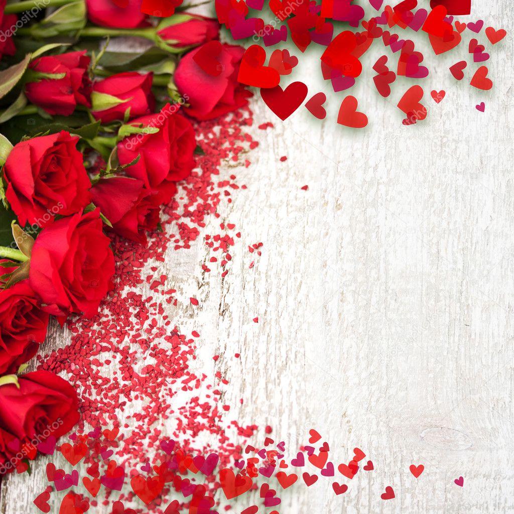 background con rosas ingresa a descargar imagenes lindas
