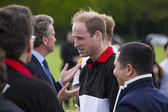 Berkshire, United Kingdom - May 11, 2014: HRH Prince William