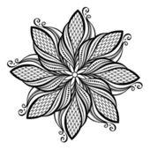 Fotografie Beautiful Deco Mandala (Vector)