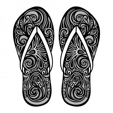 Decorative Ornate Women's Slippers