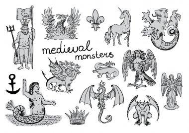 Medieval Monsters