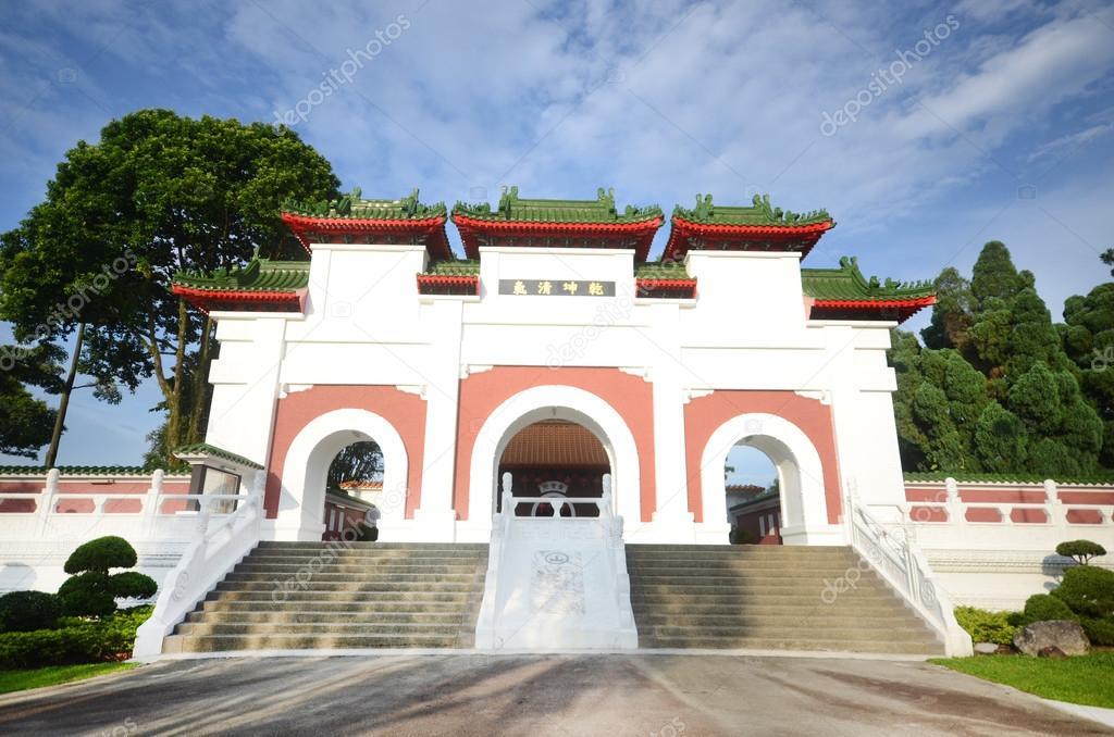 china tuin, singapore — stockfoto © erandalx #33018943