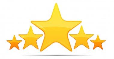 Five Star Rating - Illustration