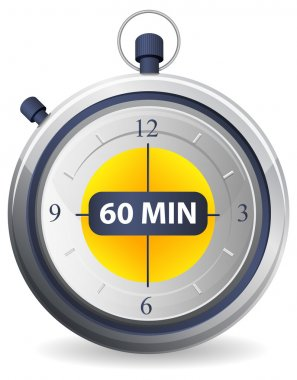 Timer Icon - 60 Minutes