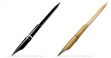 Bamboo Reed Pen