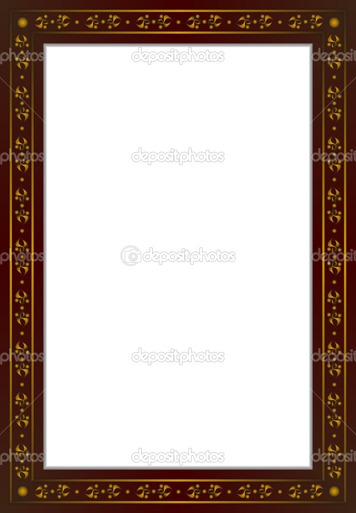 Cuadro marco Vevtor — Vector de stock © sazori #49723297
