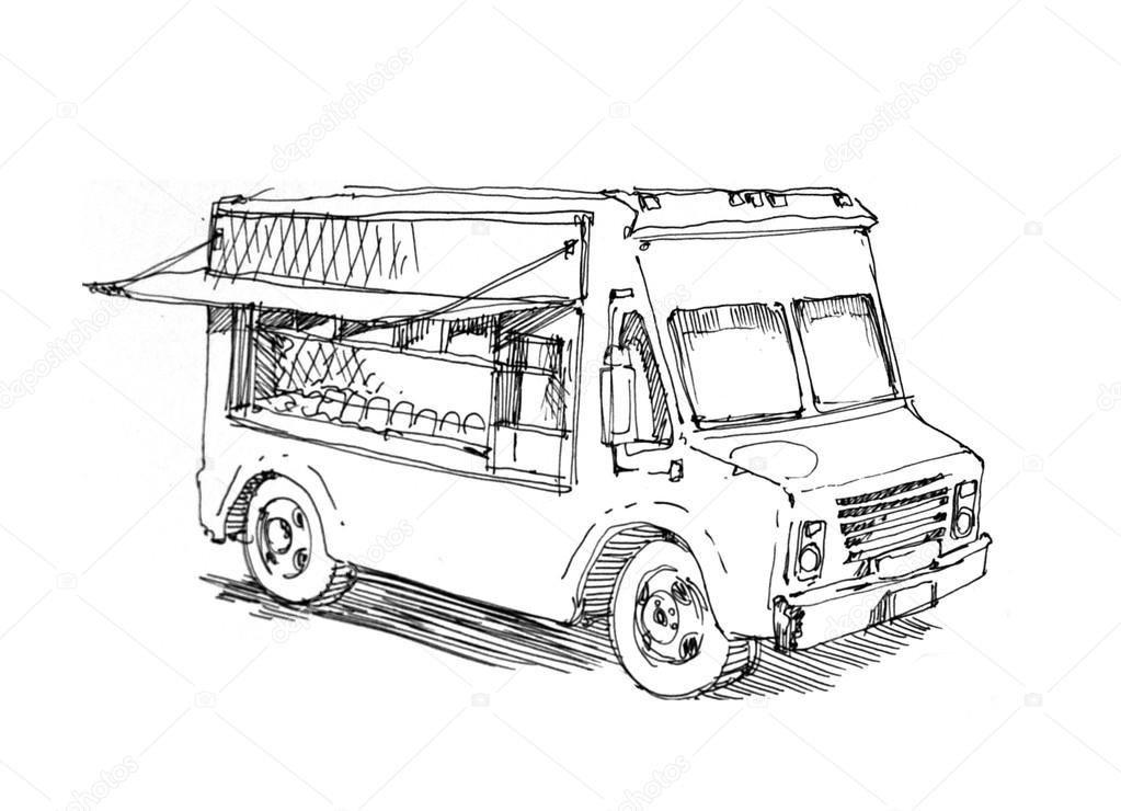 Standard Food Truck Size