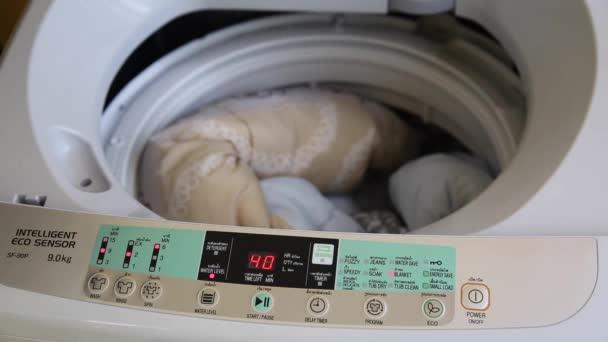 digitális parancs mosógép