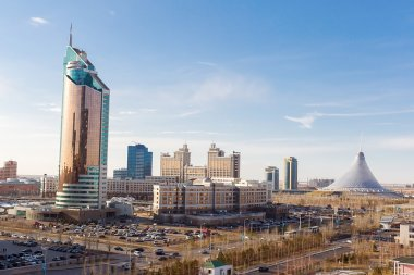 Astana- capital of Kazakhstan