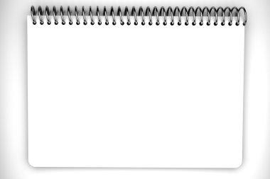 Open Notebook blank