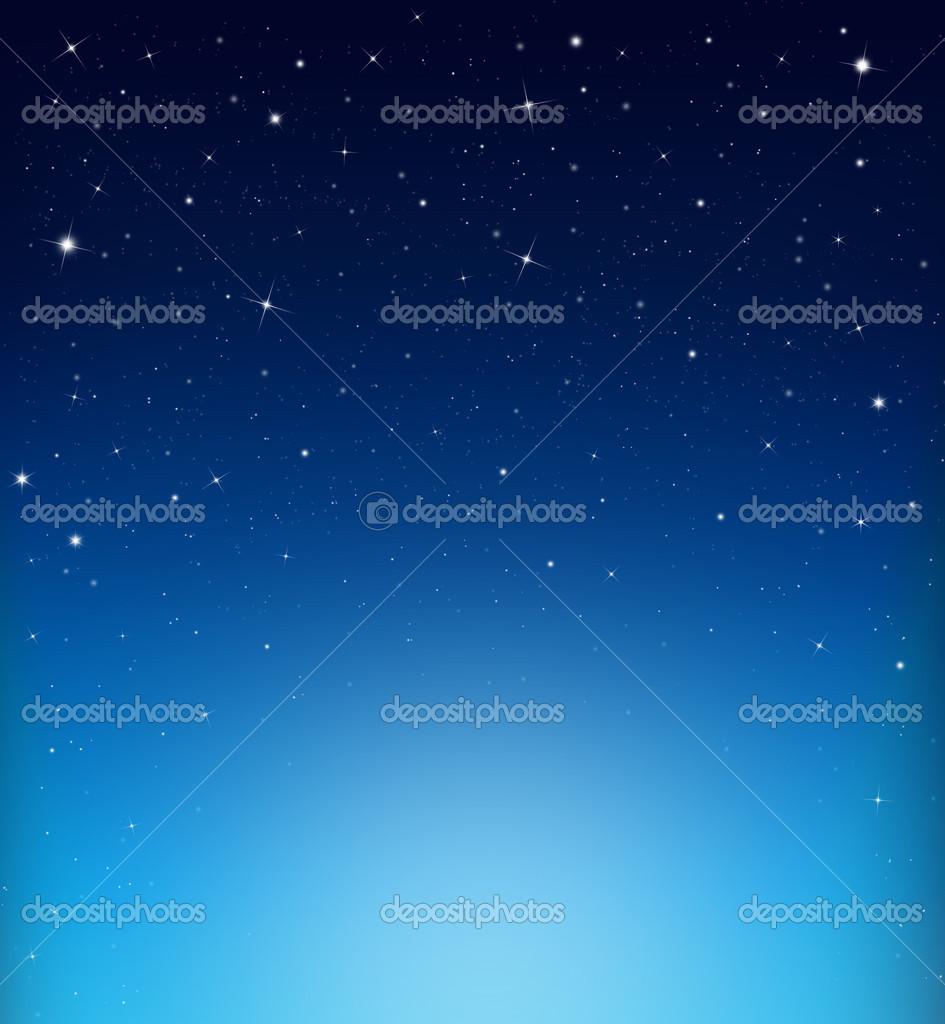 Immagini Blu Stellato Astratto Sfondo Blu Stellato Foto Stock