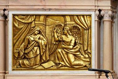 Birth of Christ, Annunciation Angel
