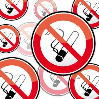 No smoking, stop smoking
