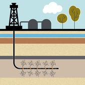 Photo Fracking, infographic