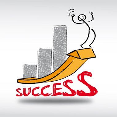 Success, concept