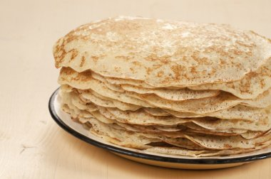 Pancakes ream