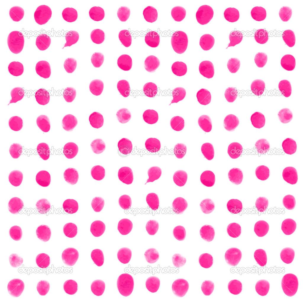 Acuarela de patrones sin fisuras — Archivo Imágenes Vectoriales ...
