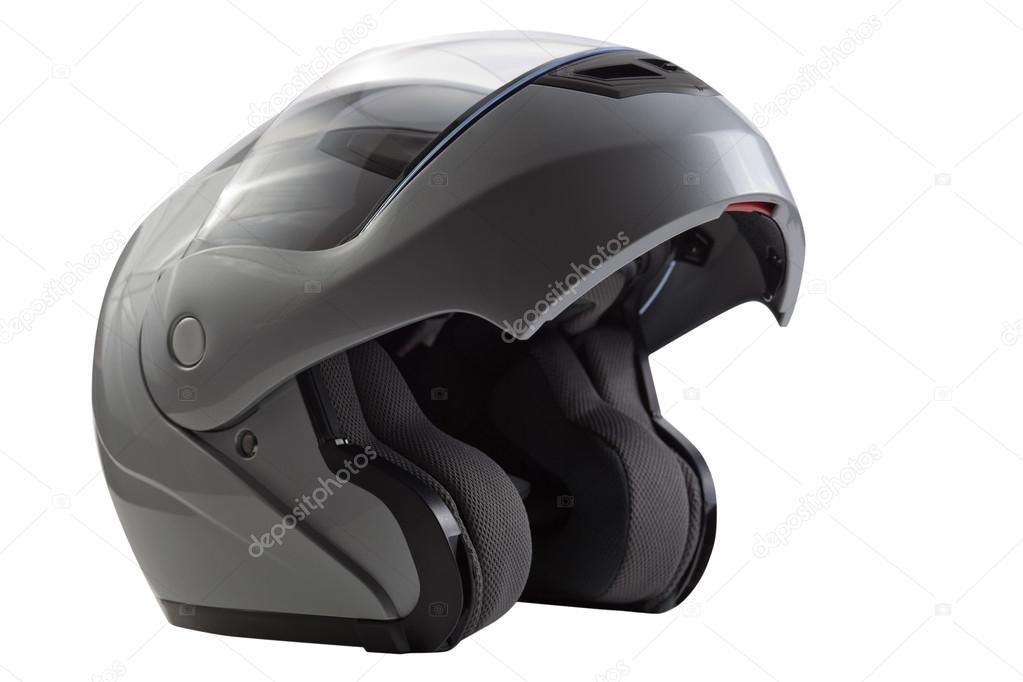 a85be8924871a casco de moto gris