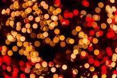Fotografie Christmas Lights Bokeh