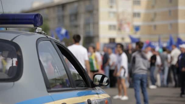 policejní kontroly
