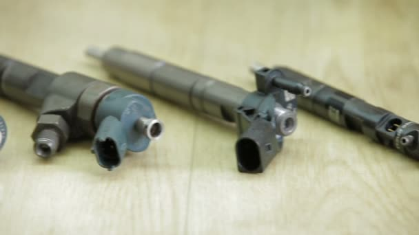 Vehicle Parts. Close-up.