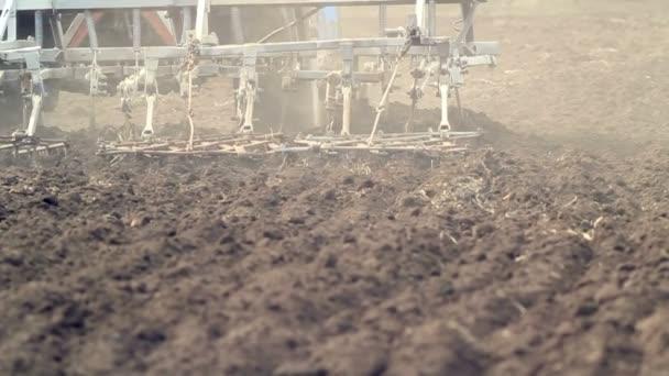 felszántott mező
