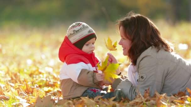 matka a dítě chlapec