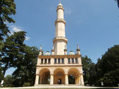 Minaret in Lednice (Czech Republic)