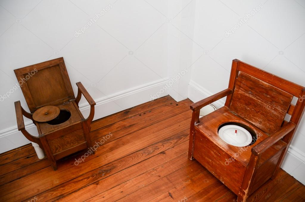 historical toilets