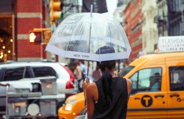 Rainy SoHo
