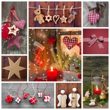 Classic christmas decoration