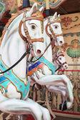 Fotografie Karussell mit Pferd