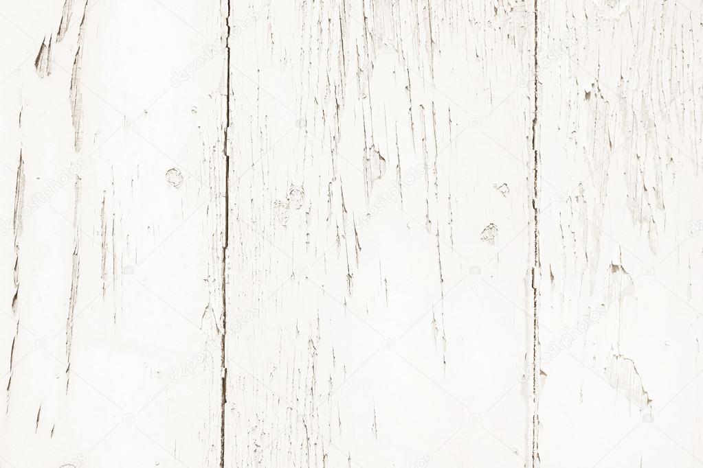 Favorit Shabby chic Stil: alte Holz Hintergrund in weißer Farbe - Patterne AI09