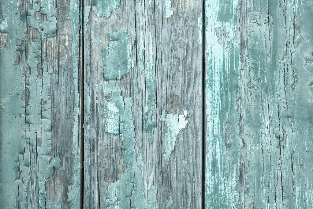 Turquoise or mint green wooden old patterned background in for Tapete dunkelblau
