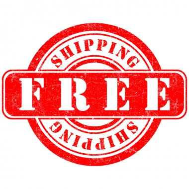 Stamp of Free Shipping