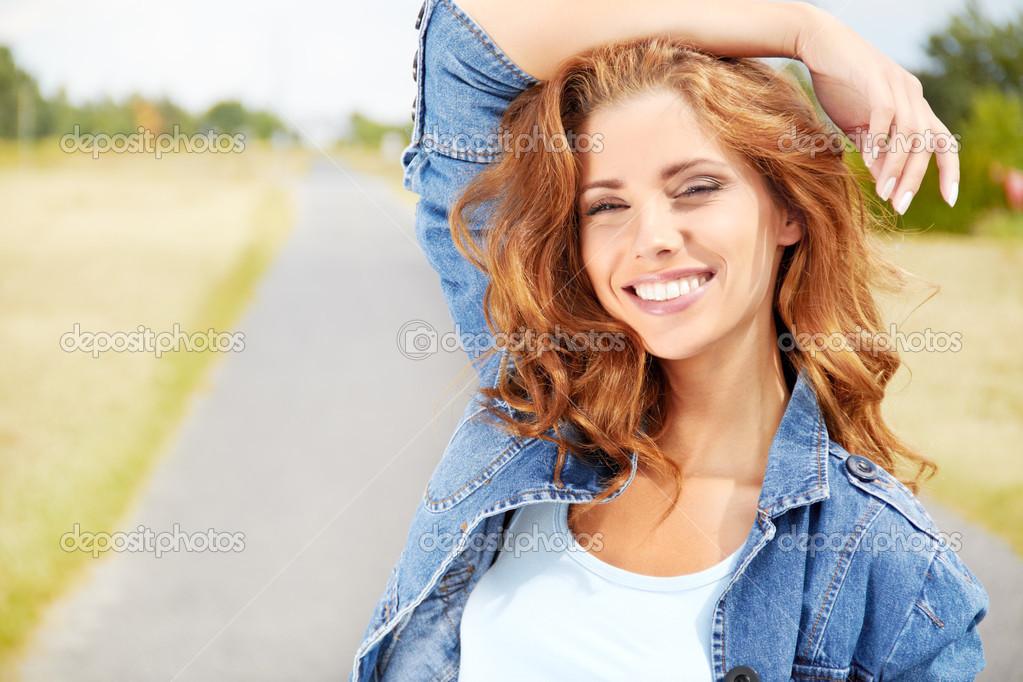 Natürliche Frau Bilder