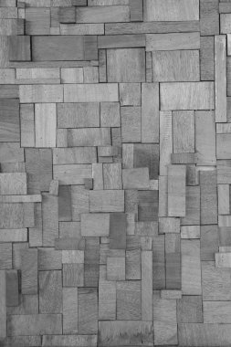 Walls, wooden parts Bring together multiple pieces